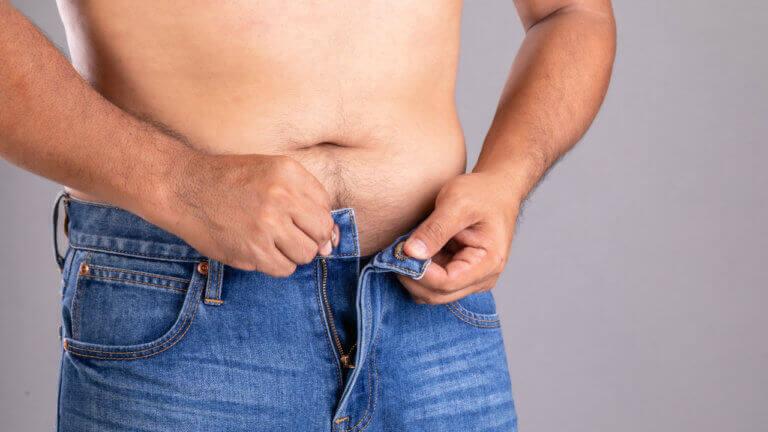 ¿Los hombres pueden padecer de celulitis?